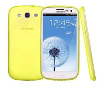 Checkered Dustproof Silicone Case Phone For Samsung Galaxy S3 I9300 mobile phone case  Case 1 piece #MC010