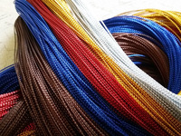 1MM 500Yards Colorful Nylon Cords Ropes Lines DIY Jewelry Findings Accessories