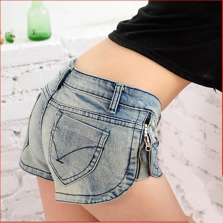 Как сделать шорты из джинсов которые малы