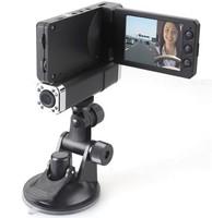 High Quality X5000 car dvr camera HD 720P Dual lens camera IR Night vision H.264 2.7'' LCD car black box Free shipping