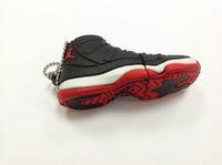 New Red&Black Shoe Model 4-32GB USB 2.0 Enough Memory Stick Flash pen Drive