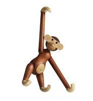 Animal/puppets/classic decoration/monkey /designer by Kay Bojesen/Free Shipping