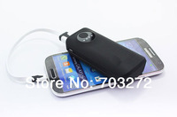 10set Power Bank 5600mAh / External Battery Pack for iphone 5 4S 5S / SAMSUNG Galaxy SIV S4 S3 / HTC all Mobile Phone+ USB cable
