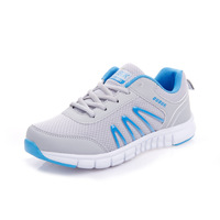 NEW style 2014 light breathable mesh cloth shoes woman athletic shoes running shoes with good quality EUR 36 -40