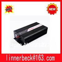 Free shipping!High efficiency Pure Sine Wave Power Inverter 1000W Peak 2000W DC 12V to AC 240V power converter