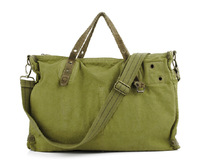 Free shipping YiTao(TM) New arrival 2014 men Green handbag fashion messenger male  casual Totes bag