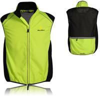 WOLFBIKE Tour de France Cycling Sportswear Men Jerseys Cycle Clothing Windcoat Breathable Bike Jacket Sleeveless Vest Gilet