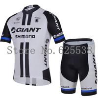 2014 Bike Men Cycling  Jersey Shirt shorts Suit Set Outdoor Sports Team S-XXXL