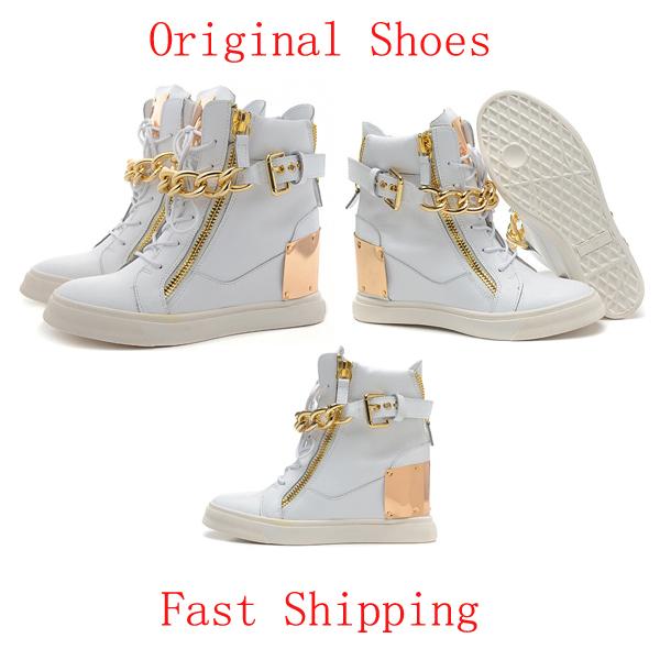 Sneaker Wedges 2014 2014 Luxury Brand Wedge
