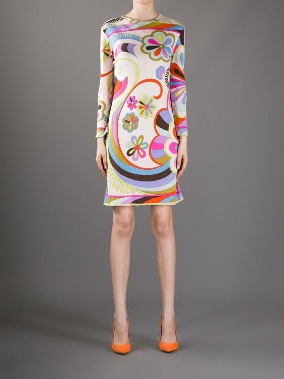 Silk Dress Shift Dress