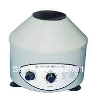 Desktop ELECTRIC CENTRIFUGE LABORATORY MEDICAL PRACTICE centrifuge Machine