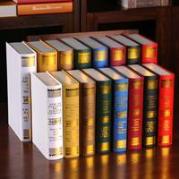 Fashion decoration book bookcase props books book box