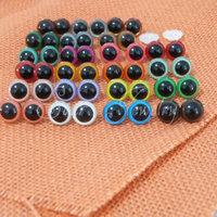13mm animal toy eyes multiolor safety eyes hand make +washer /200pcs