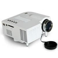 "60"" Portable Mini HD LED Projector  Cinema Theater PC Laptop VGA HDMI USB SD Input Mini Projetor"
