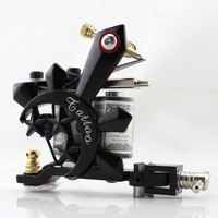 Tattoo Machine Custom pro shader/liner, workhorse irons, Handmade