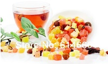 500g chinese fruit tea flower fruit tea green food personal care health care the China flavor tea bag beautiful for lose weight