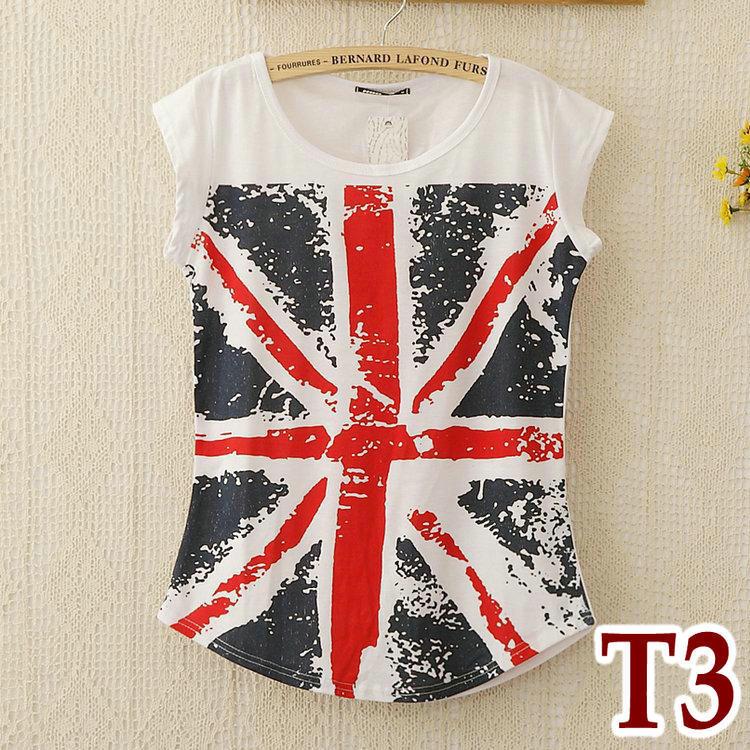 Женская футболка T-shirt women T3 T женская футболка hic t hic 9153