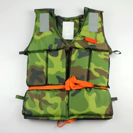 Free shipping professional outdoor jackets swimming safety fishing life jackets Vest coat jackets(China (Mainland))