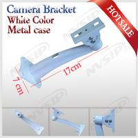 CCTV Camera Bracket ,White Wall Install Stand Bracket for CCTV Security Camera