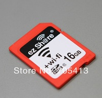 ez-Share WIFI SHARE SD 16GB CLASS 10 SDHC FLASH MEMORY CARD EYE FI