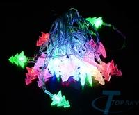 color 5M 28 LED Christmas Tree String Light  Holiday Decoration Lamp 100-240V US luces de navidad luzes do feriado loma valot