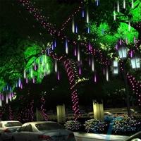 100-240V/EU Blue 20CM LED Light Christmas Garden Decoration Lamp Holiday Lights luces de navidad luzes do feriado swieto swiatla