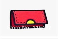 2014 hot sale carry in space 2d 3d cartoon bag women canvas coin purse gismo wallet drop shipping