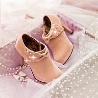 Женские ботинки botas