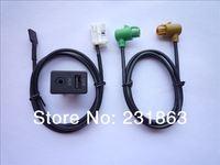 Volkswagen RCD510/310 + / 300 + new Magotan Touran Touran POLO change AUX USB switch seats, harnesses