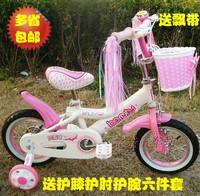 Kids bike MINNIE princess 12 14 16 18 female child car