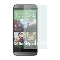 500pcs Clear Screen Protector Film For HTC ONE M8,No Retail Package
