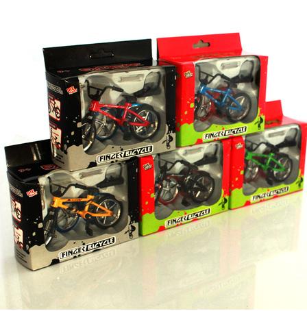 2014 / manufacturers, wholesale co finger finger bikes BMX biking creative toys(China (Mainland))