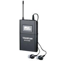 Hot 5pcs/lot TAKSTAR WTG-500 single receiving (including earphone) Wireless tour guide system receiver only + in ear earphone