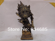 wolf statue price