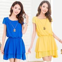 Женское платье new spring plus velvet print o-neck lace patchwork elastic long-sleeve small fresh floral print dress