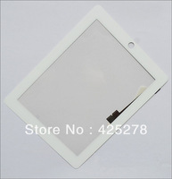 DHL Free Touch Screen Digitizer Glass Replacement  for iPad 4   50pcs/lot