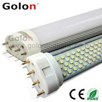 2G11 LED PL lamp 22W  2300-2500Lm 542mm long 85-265V / 277V  RA80  SMD2835  25pcs/lot  3 years warranty FEDEX/DHL free 2G11 LED