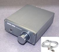 DCA amplifier usb input audio decoder TDA7498E digital power amplifier (DAC Amplifier Kit with Power Adapter )