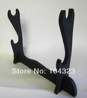double places density board katana sword's stand on wholesale & retail
