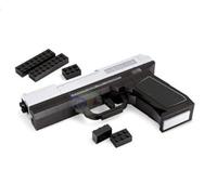 Army Pistols Air Gun Enlighten Building Block Set 3D Construction Brick Toys Educational Block toy for Children