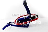 Free shipping  mini motorbike pump bicycle basketball inflatable pump tire pressure car air pump compressor foot pump wholesale
