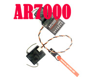 AR7000 7ch  7-Channel DSM2 Receiver for airplane helicopter