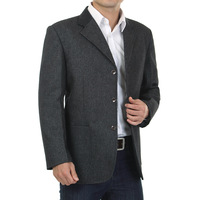 Men's Clothing suits for men  autumn casual  male  male  outerwear plus size all-match  Blazers