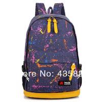 Hot sale: 1954 preppy style backpack school bag ultra-light travel bag 2014 Canvas