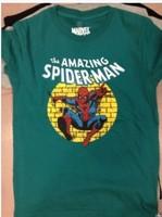 Free Shipping Most Discount High Quality 2014 Marvel Batman Super Hero American Men USA Breathable T Shirt Tee Do Drop Ship