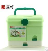 Revitalize Large Small medicine box multi-layer pyxides medical portable first aid kit health big kit