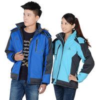 2014 Men women Winter Outdoor Sport Skiing Suit Jacket, Waterproof Windproof Breathable Thermal Ski Suit Jacket for lovers 8302
