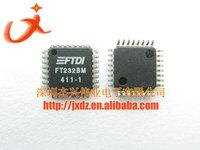 FT232BM FT232 QFP-32 FTDI IC NEW & ORIGINAL 5PCS FREE SHIPPING