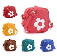 Free shipping! 8 Color Good quality PU small bag lady women Candy Color Messenger Bag Fashion small handbags shoulder bags