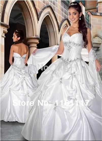 Хороший горячий свадебное платье